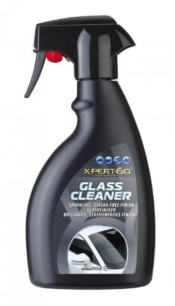 XPERT-60 GLASS CLEANER, Streak Free Finish, Crystal Clear Super Quick & Easy
